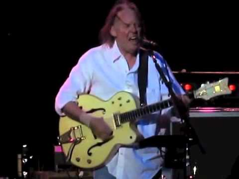 "Neil Young - ""For the Love of Man"" - Red Rocks"