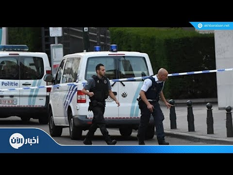 إصابة شرطي إثر هجوم بسكين في بروكسل  - نشر قبل 2 ساعة