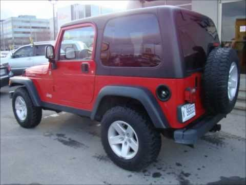 2005 jeep tj wrangler rubicon vendre auto usag vehicule occasion laval youtube. Black Bedroom Furniture Sets. Home Design Ideas