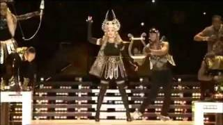 SUPERBOWL SYMBOLISM NEPHILIM_GIANTS AND THE WHORE OF BABYLON , MADONNA