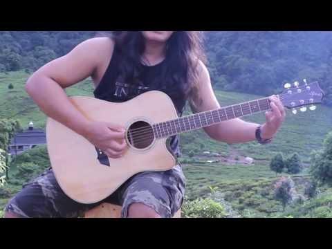 Belajar melodi gitar untuk pemula dengan sangat mudah dipahami | bersama Junaidi Karo karo