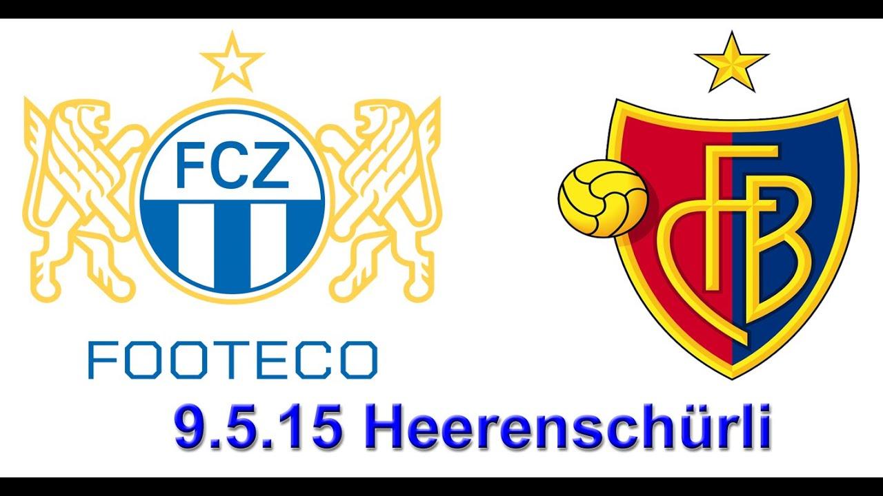 9515 FCZ FE14 Heerenschürli VsFC Basel Best off Film