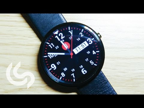 The Best Free Android Wear Watch Faces!
