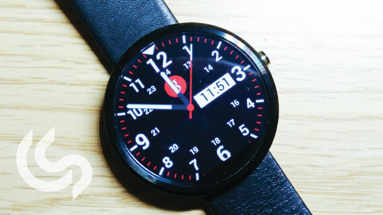 Facer android wear - The Best Free Android Wear Watch Faces