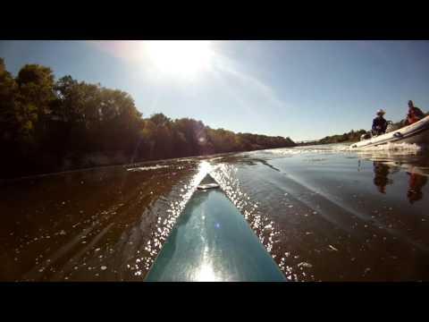 Row on the Grand, training video 34 min   HD