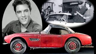 Asi Era El BMW De Elvis Presley