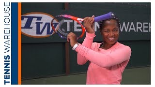 The X Tennis Drill: endurance & ball placement with Vicky Duval