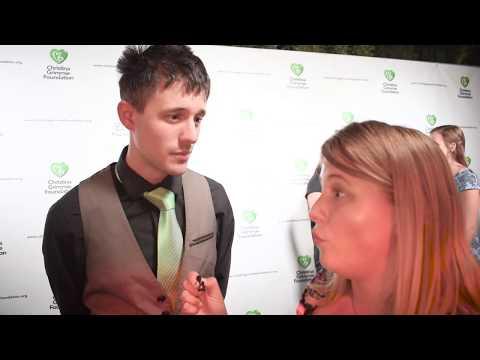 Kurt Hugo Schneider Interview at Christina Grimmie Foundation Inaugural Event