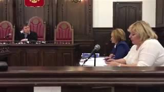 Суд: продление содержания под стражей Александру Мамонтову