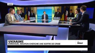 Ukraine : renégocier les accords de Minsk ? (partie 1)