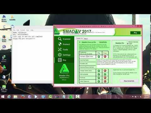 SMADAV rev 2017-18 pro v11.8 v11.7serial key   Full version activation