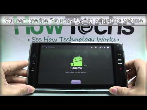 How to Make a Call on Huawei Ideos Tablet S7