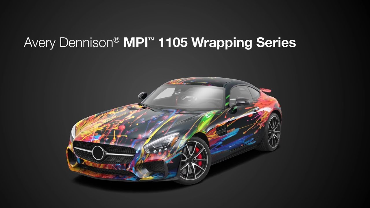 Avery Dennison® MPI 1105 Super Cast