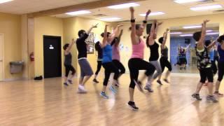 Warm-Up DJ Baddmixx  Lourdes Rather Be LetGo Fitness Zumba® Fitness