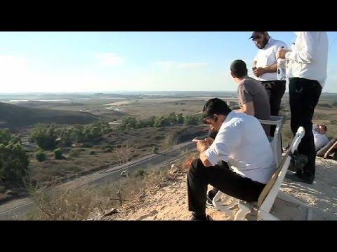 Israeli city Sderot, hub of hostility near Gaza border