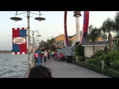 Kemah Boardwalk Galveston Tx