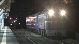 阿久根駅ライダーハウスなは車両回送 3-1