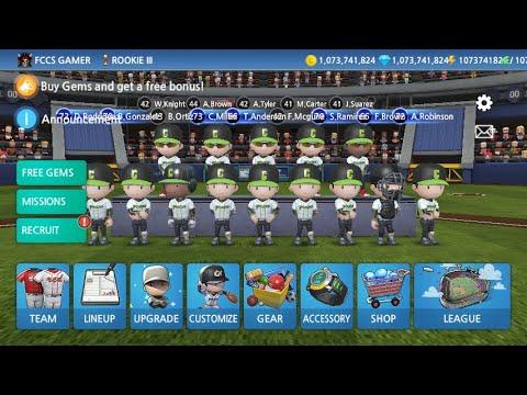 baseball 9 apk hack
