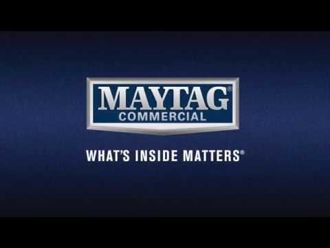 Maytag Commercial Laundry Multi-Load Washer ROI