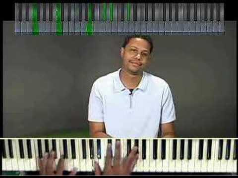 Piano Lessons - Tricks In F Sharp - GospelMusicians.com