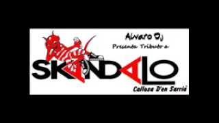 ALVARO DJ @SONIDOREMEMBER VOL6 JUNIO 2014 (TRIBUTO A SKANDALO CALLOSA)