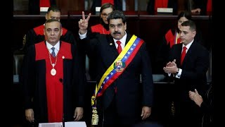Venezuela's Maduro begins second term amidst an economic crisis
