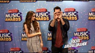 Andy Grammer and Laura Marano Make Up RDMA Dance Moves | Radio Disney Music Awards | Radio Disney