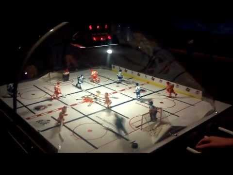 BSENS BUBBLE HOCKEY - GAME ON !!!