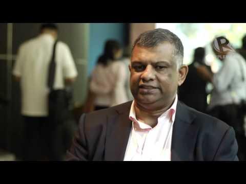 AirAsia's Tony Fernandes on ASEAN integration