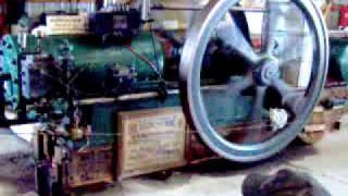 35 hp Superior Gas Engine hit miss