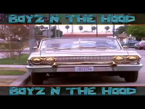 Eazy E - Boyz N The Hood (DJ Crash Video Edit)