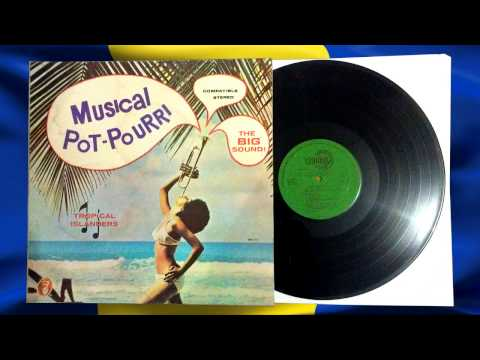 A Touch Of Love - Tropical Islanders