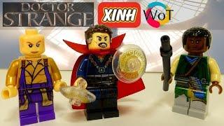 Лего минифигурки по фильму Доктор Стрэндж из Китая