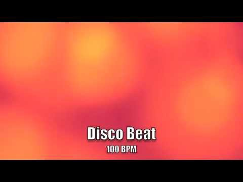 Disco Beat 100 bpm