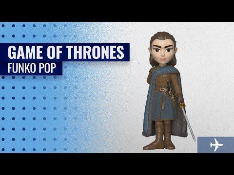 Hot New Funko - Game Of Thrones!: Funko Rock Candy: Game Of Thrones - Arya Stark