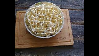 Салат с ананасами и грибами: рецепт от Foodman.club
