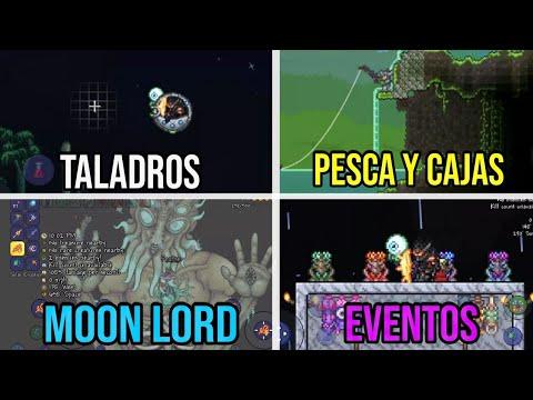 Noticias De Terraria 1.3 Móbile- Taladros, Logros, Mundos Expandidos y Más.....