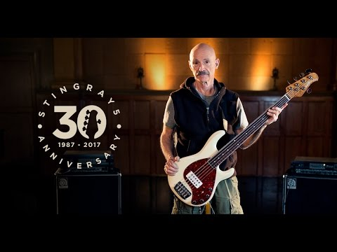 Ernie Ball Music Man 30th Anniversary StingRay5 featuring Tony Levin