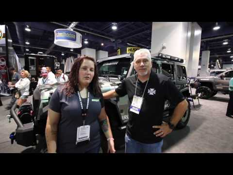 Iron Cross Automotive at SEMA 2016