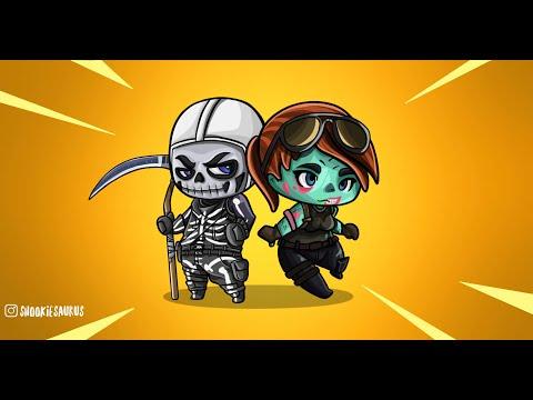 Fortnite: All the info on OG styles (Skull trooper and Ghoul trooper)