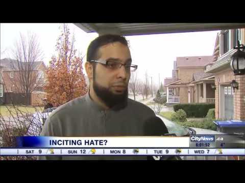 Video: Muslim students targeted in Peel District school system