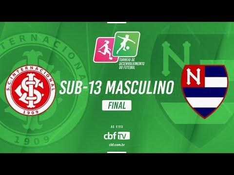 Internacional x Nacional-SP - Final Sub-13 Masculino - Liga de Desenvolvimento 2018