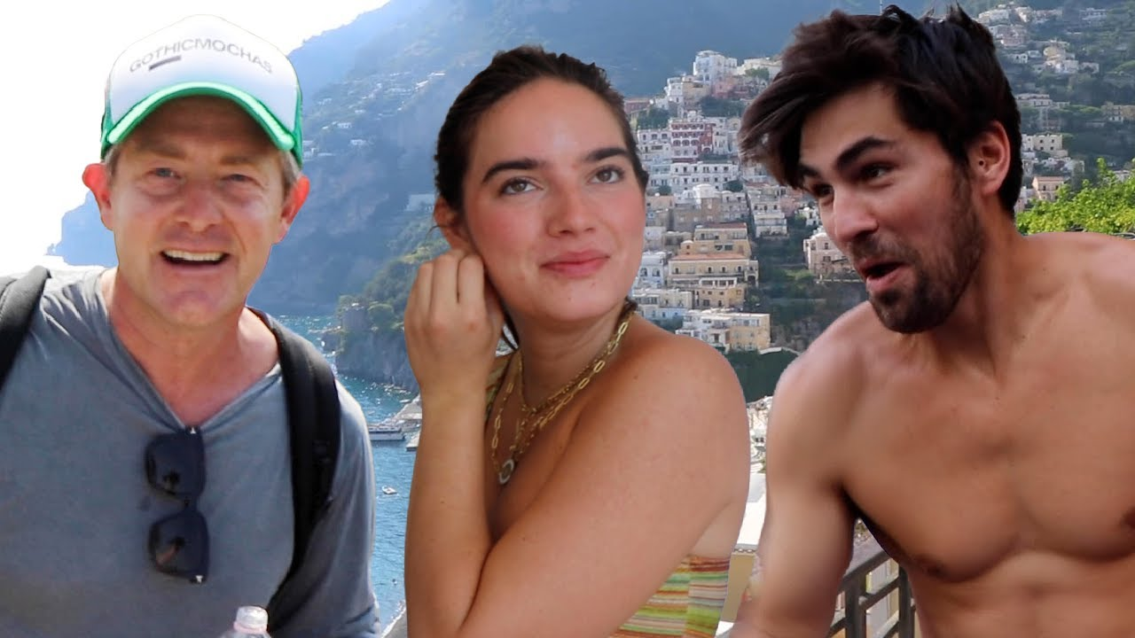 TRAVELING TO THE MOST BEAUTIFUL BEACH IN ITALY!!