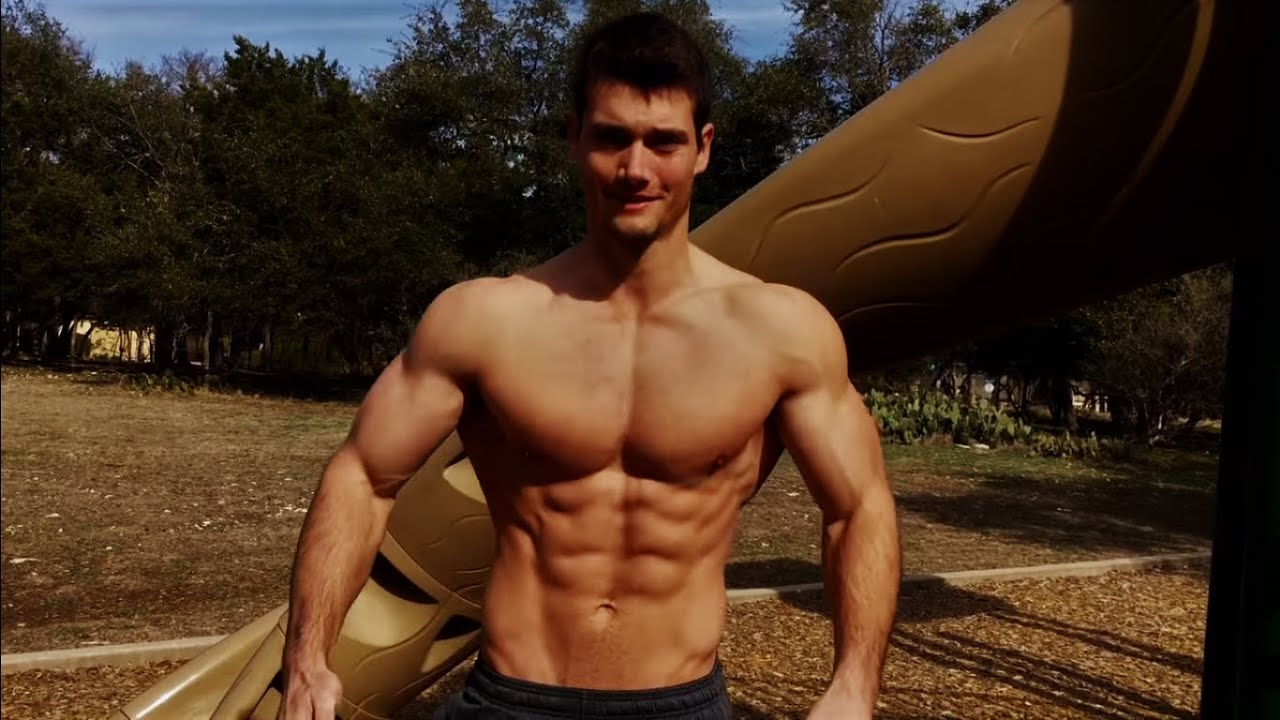 Chest Back And Abs Playground Calisthenics Workout