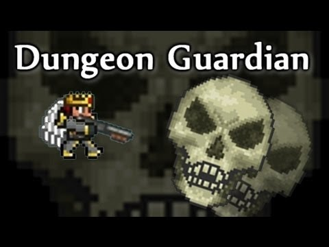 Terraria - Dungeon Guardian Kill (Revenge of the Fallen Terrarians)