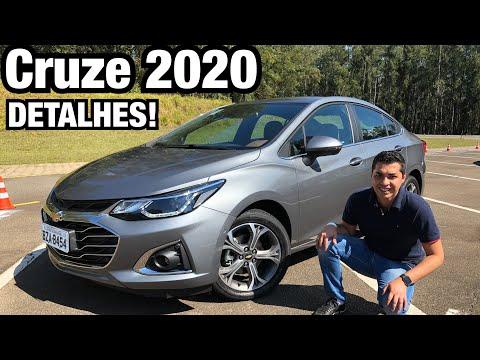 Chevrolet CRUZE 2020 Premier Em Detalhes - Falando De Carro