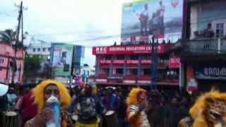 Pulikali 2013 HD full video