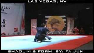 Lohan School of Shaolin - Shaolin 6 Form