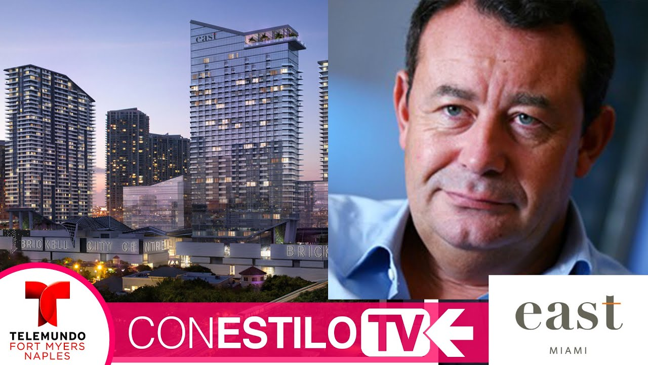 East Hotel Brian Williams Managing Director Swire Hotels Brickell City Centre