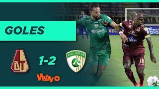 Tolima vs. Equidad (1-2) Liga BetPlay Dimayor 2020  Fecha 16